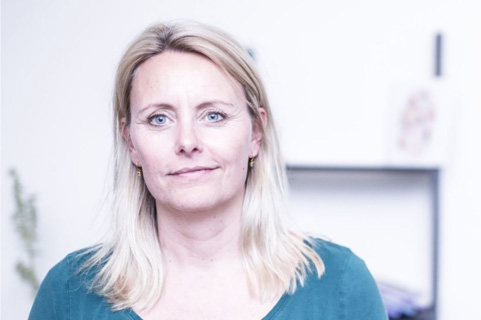Overlæge Katrine Haahr